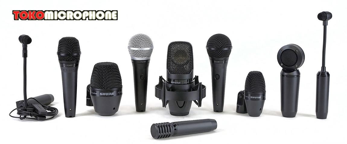 Toko Microphone