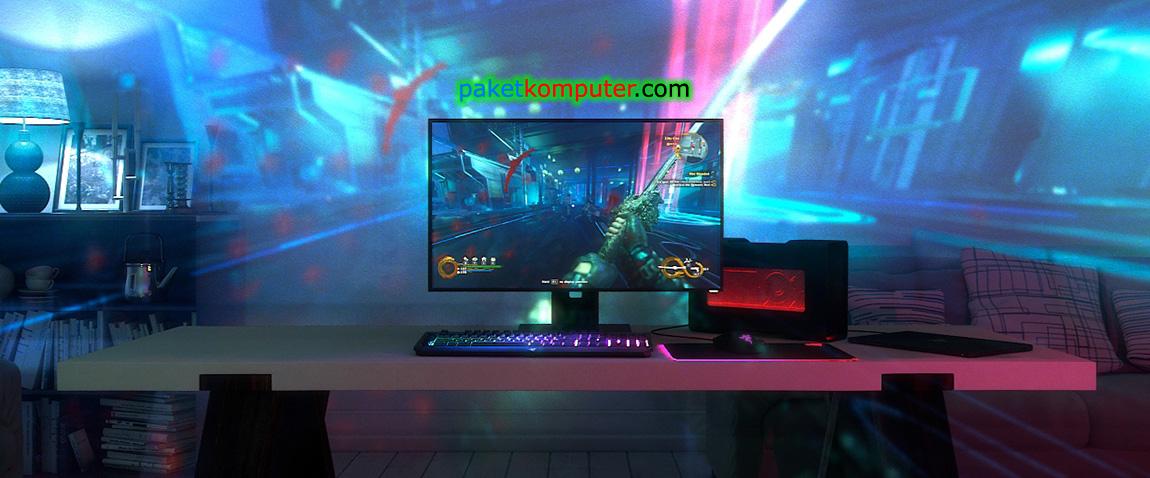 Solusi Paket Komputer PC Gaming dan Workstation